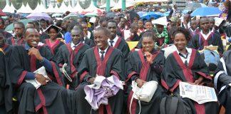 KMTC Graduation Ceremony, 2018