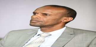 Mr Elyas Abdi Jillaow, the Education Ministry's Director General.