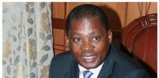 National Assembly Speaker, Hon Justin B.N Muturi