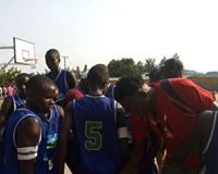 Sigalame Boys' basket ball team in action at last year's East Africa games in Musanze, Rwanda. The Ministry of Education has made changes to Co- Curricular events; scrapping Heptathlon and Decathlon