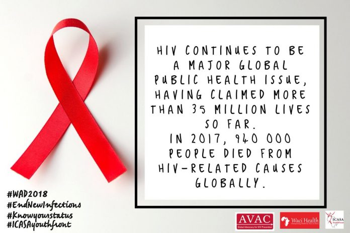 Stop HIV today