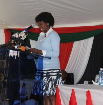 TSC boss, Nancy Macharia. TSC is set to appoint Teachers with job groups M and above to deputy headship roles