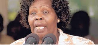 The Late Mama Lucy Kibaki