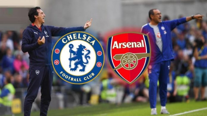 Arsenal vs Chelsea Live stream
