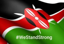 Dusit Hotel Attack, 2019. Kenya, We Stand Strong.
