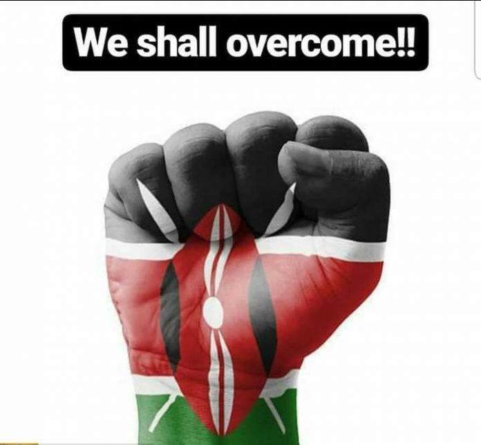 DusitD2 Hotel attack. We shall overcome.