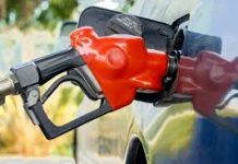 Fueling a vehicle at a fuel station. The ERC has announced major decreases in pump prices, for the next one month