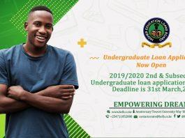 HELB Undergraduate Loans