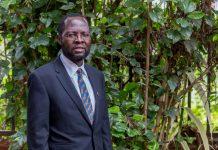 Kisumu Governor, Prof Anyang' Nyong'o
