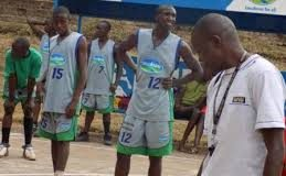 Maseno School's Basketball team in action at a past event. The Maseno School's annual open tournament is slated for the 9th and 10th February, 2019