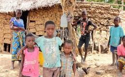 Vulnerable children in Kenya