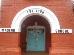 Maseno School Boys National School.