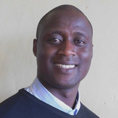 Mr Peter Tabichi. The Kenyan teacher who has made it to the top ten finalists for the Global Teacher Prize Award.