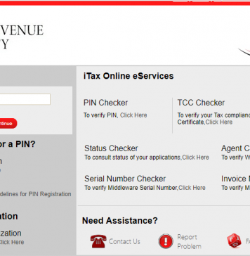 The I- tax portal. The online platform used to file the 2018 KRA tax returns