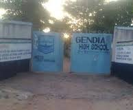 Gendia High School in Homa Bay County, Nyanza region- Kenya