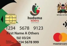 Huduma number Registration, NIIMS Card