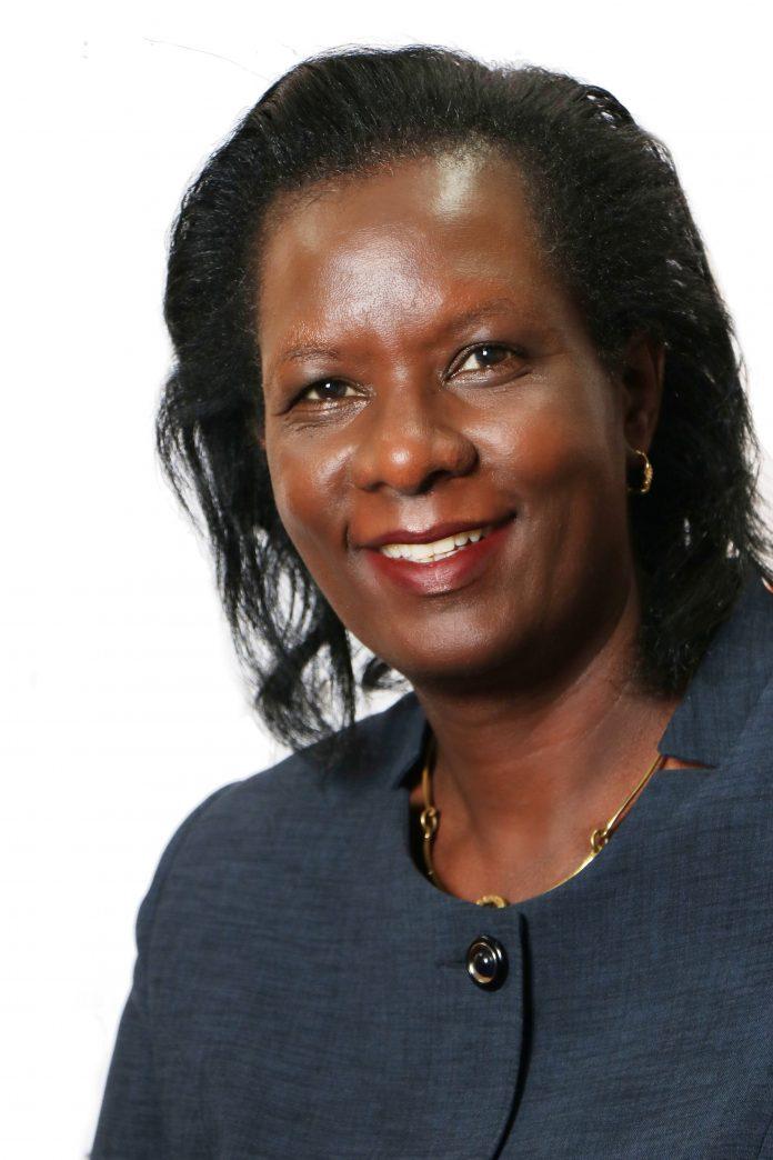 SRC chairperson Lyn Cherop Mengich