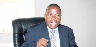 Akello Misori who is the Kuppet secretary- general.
