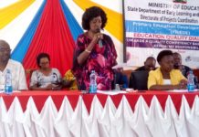 TSC Boss Dr. Nancy Macharia