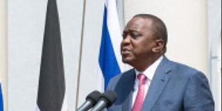 Photo/File- HE Uhuru Muigai Kenyatta. President of the Republic of Kenya.