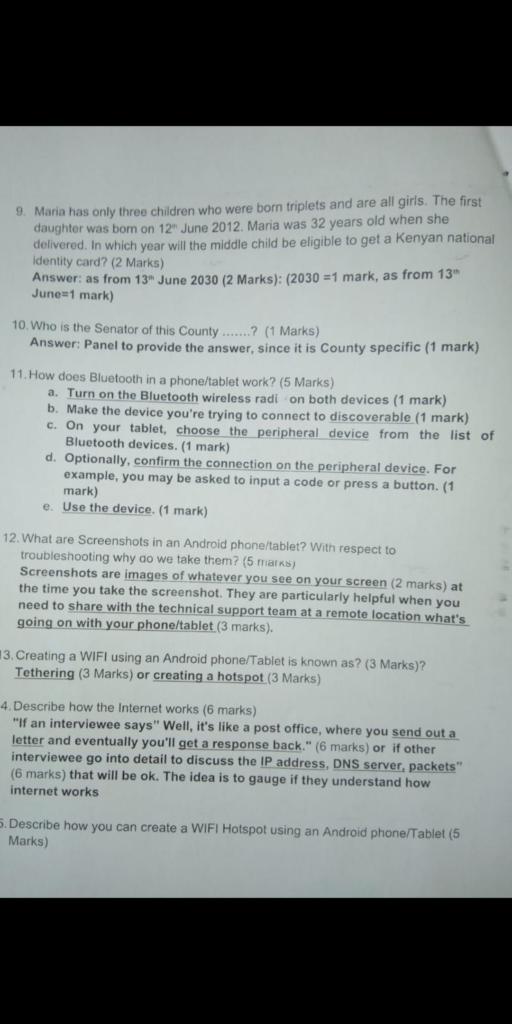 Latest 2019 Enumerators' Census jobs shortlisting, interview dates