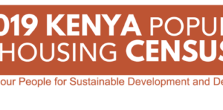 The 2019 Kenya Population and Housing Census