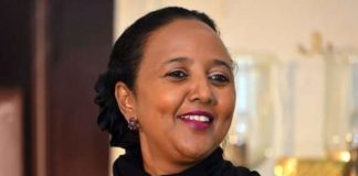 Kenya's Cabinet Secretary for Sports, Culture and Heritage, Amb. Dr Amina Mohammed. She has been ranked among the 2019 top 100 African women.