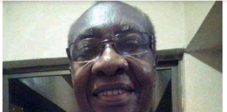 The late Dr Hezron Manduku