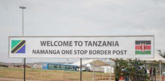 Kenya/ Tanzania Namanga One Stop Border Post