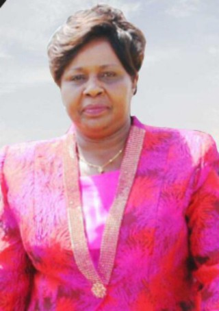The late Bomet Governor Dr Joyce Laboso who succumbed to Cervical Cancer. Image/Courtesy