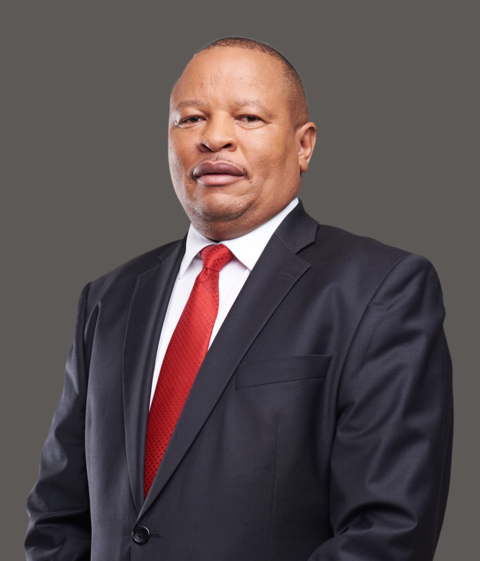 Gerald Warui the new Equity Group Holdings Plc Managing Director
