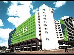 Kenyan Bank- KCB Group Banking premise. Image/ Courtesy