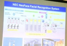 How the NEC NeoFace Facial Recognition System works