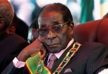 Former Zimbabwean President the Late Robert Mugabe