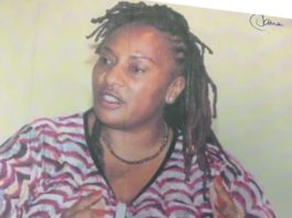 Wanted Suspected Serial Criminal; Ms Jane Wawira Mugo.