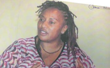 Wanted Suspected Serial Criminal; Ms Jane Wawira Mugo.