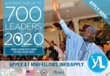 The 2020 Mandela Washington Fellowship
