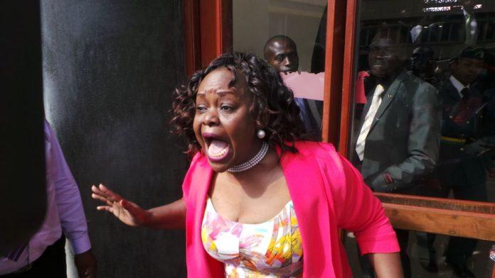Suba North Member of Parliament Hon Millie Mabona Odhiambo. Photo/ File