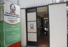 Knec offices in Nairobi; Mitihani House Branch located at Dennis Pritt Road