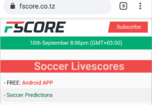 Fscore.co.tz