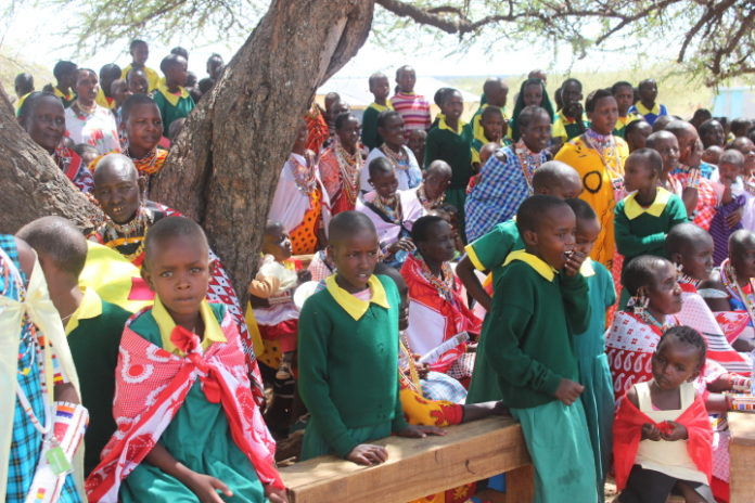 Primary schools in Kajiado County; School name, Sub County location, number of Learners