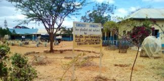 Primary schools in Samburu County; School name, Sub County location, number of Learners