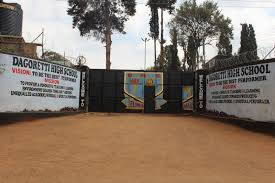 Dagoretti High Extra County Secondary School in Nairobi County; School KNEC Code, Type, Cluster, and Category