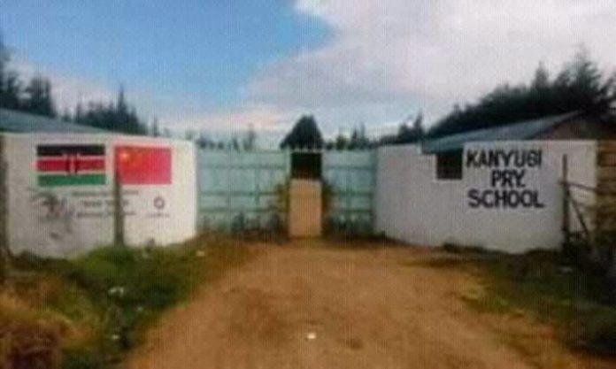 All Primary schools in Nyandarua County; School name, Sub County location, number of Learners