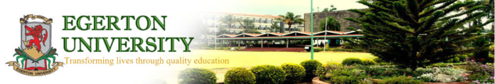 Egerton university Courses, Website, Fees, Requirements, Portals and application requirements