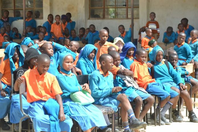 Primary schools in Taita Taveta County; School name, Sub County location, number of Learners