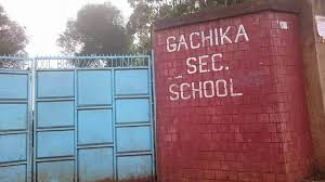 Gachika County Secondary School in Nyeri County; School KNEC Code, Type, Cluster, and Category