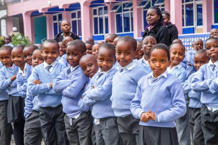 Primary schools in Nairobi County; School name, Sub County location, number of Learners