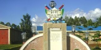 Kerugoya Boys High Extra County Secondary School in Kirinyaga County; School KNEC Code, Type, Cluster, and Category