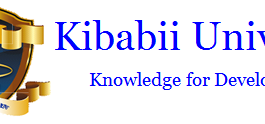 Kibabii University, Website, student portals, fees, application requirements and procedure